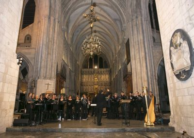 london Choir Canticum in Southwark Cathedral Christmas Gala