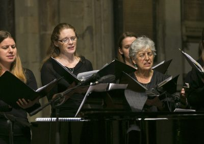 Canticum Vocal Ensemble at Southwark Charity concert