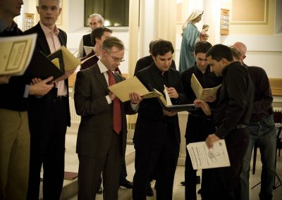 chamber choir concerts