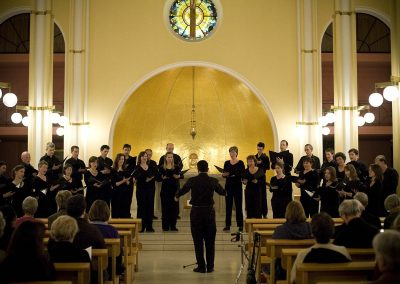 St Peter's Eaton square Concert